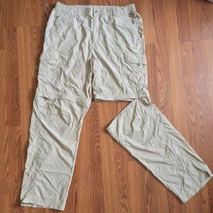 Columbia • Titanium Convertible Cargo Shorts Pant